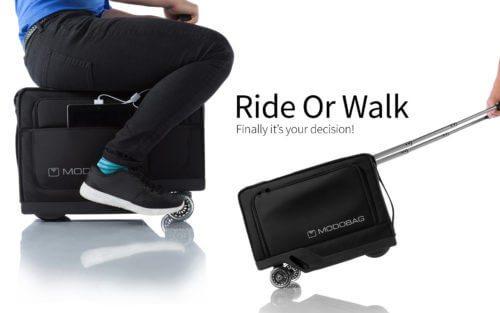 Modobag Motorized Riding Luggage