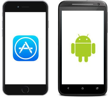 iphone apps for android
